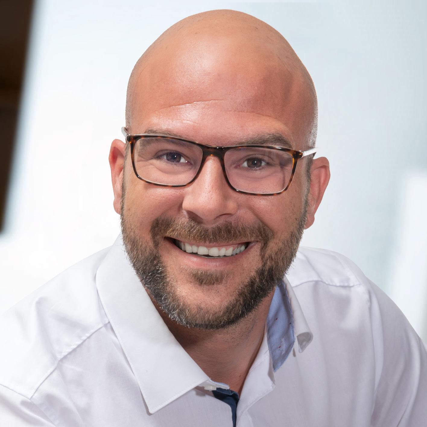 Florian Thier (Leiter Vetriebsinnendienst)