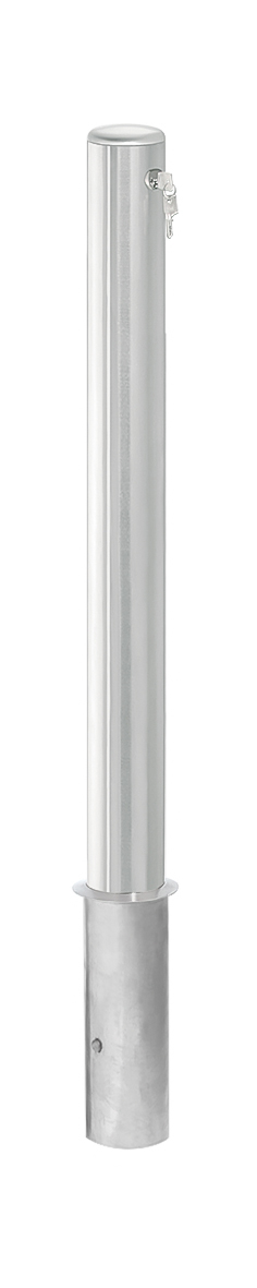 Edelstahlpoller plus | Ø 102 mm x 900 mm