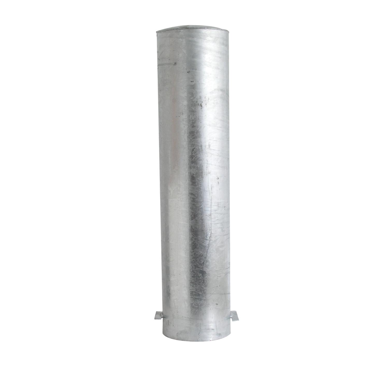 Absperrpfosten 40271 | Ø 273 x 1.500 x 5 mm zum Einbetonieren