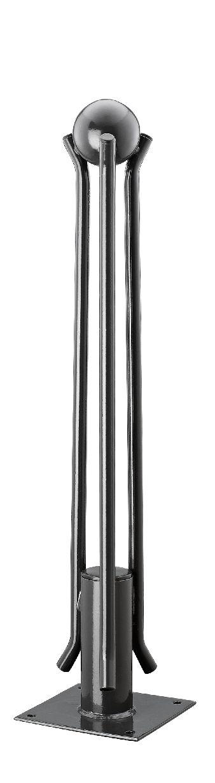 Stilsperrpfosten 70 x 70 mm aus Stahl