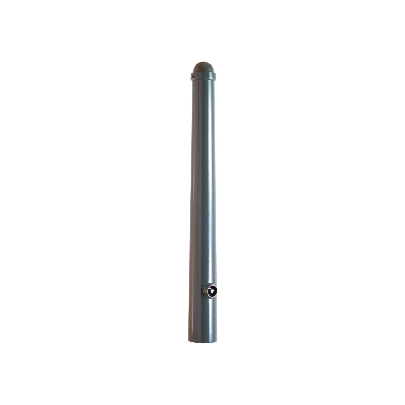 Absperrpoller 40102B | Ø 102/76 x 900 mm