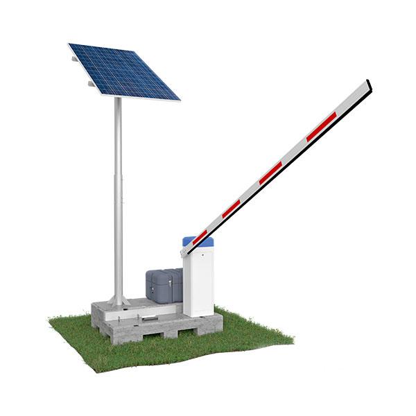 Solarschranke