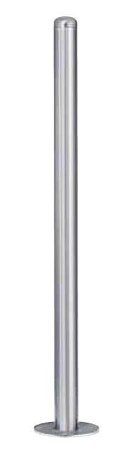 Edelstahl-Absperrpfosten | Ø 61 mm x 900 mm