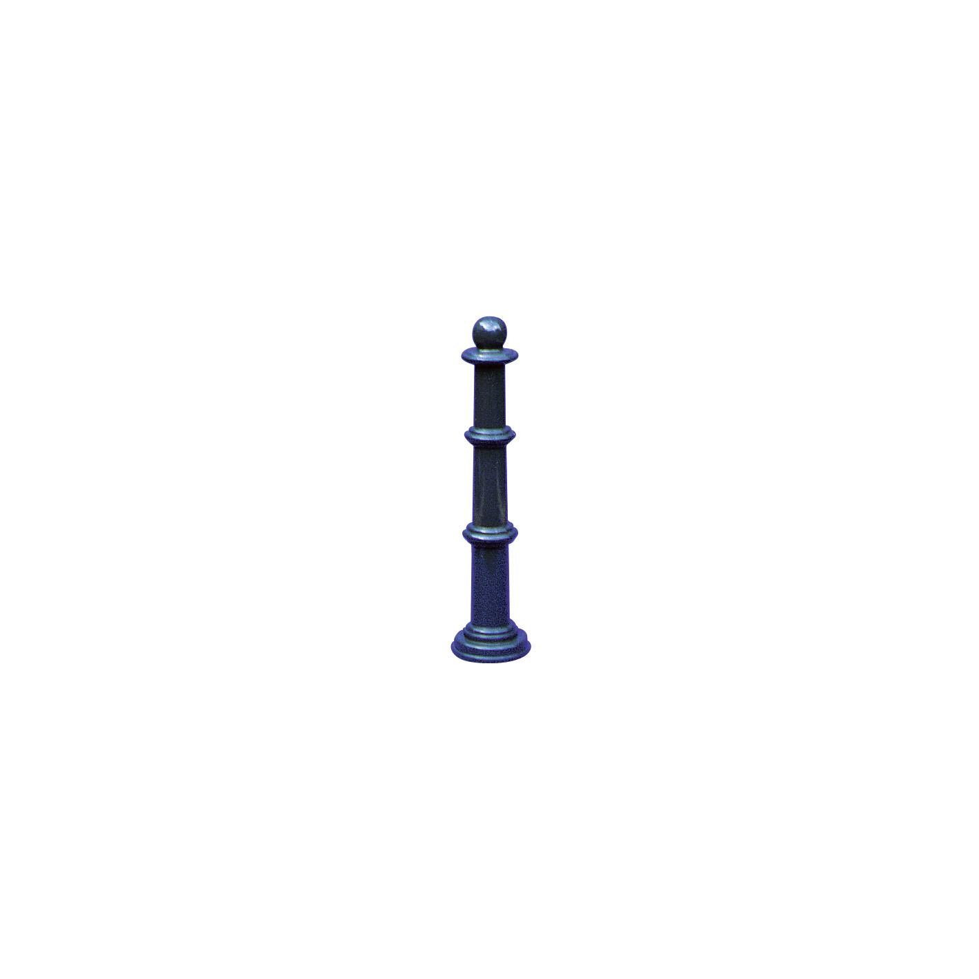 A L U Stilpfosten 495M | 460 mm Überflur