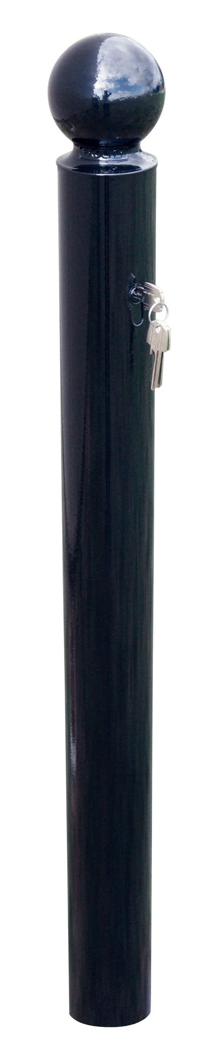 Herausnehmbar Pfosten Primabloc®  |ø 76 mm | 850 mm