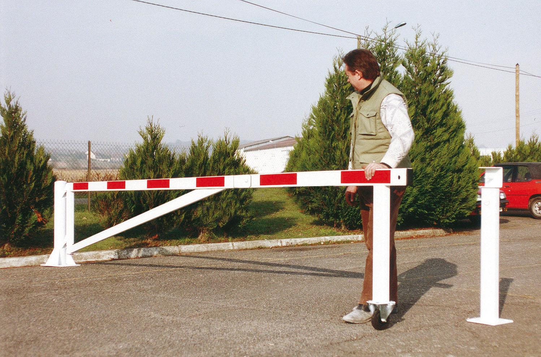 Drehschranke mit großer Spannweite | 6000 bis 8000 mm