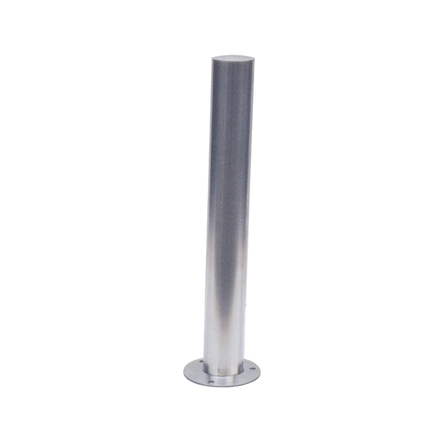 Edelstahlpfosten 40103 | Ø 102 x 900 mm