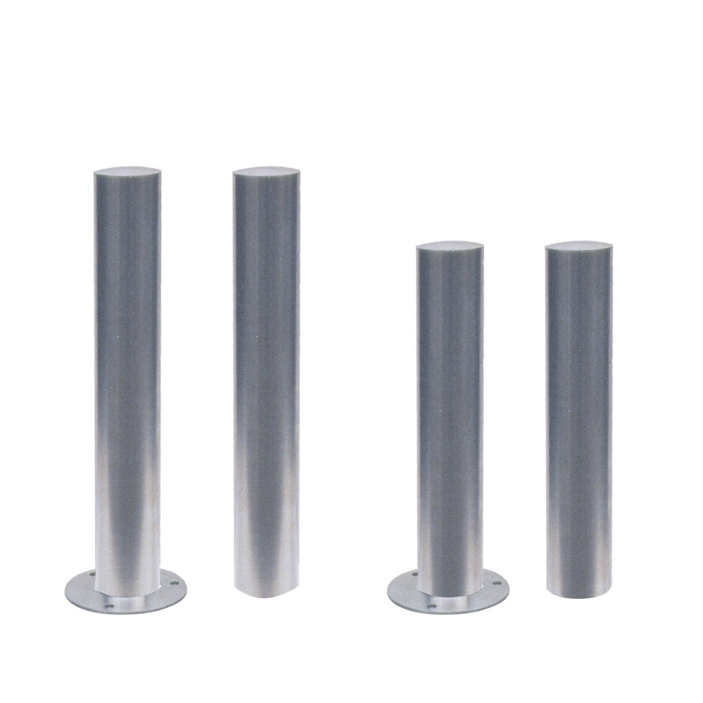 Edelstahlpoller 40204 |  Ø 204 mm x 900 mm